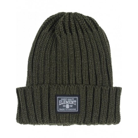 BONNET ELEMENT COUNTER BEANIE OLIVE DRAB